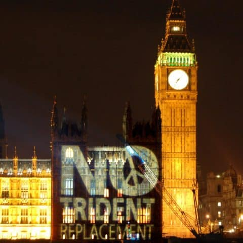 The UK's Nuclear Arsenal Increase: is it legal under international law?