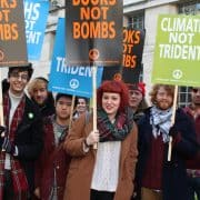 Wellbeing for Future Generations: building a more peaceful world - Youth and Student CND event