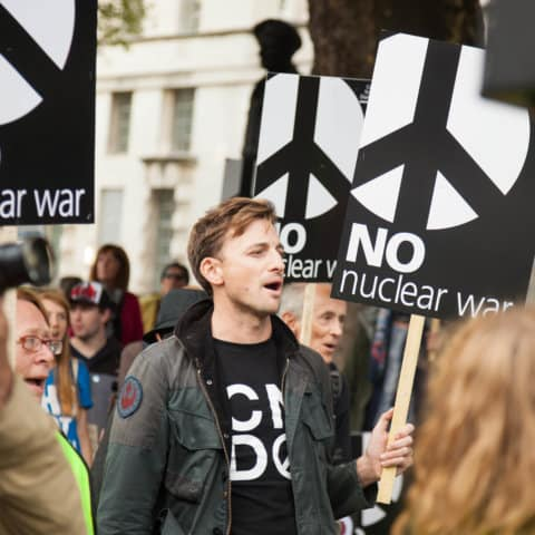 Yorkshire CND Annual General Meeting