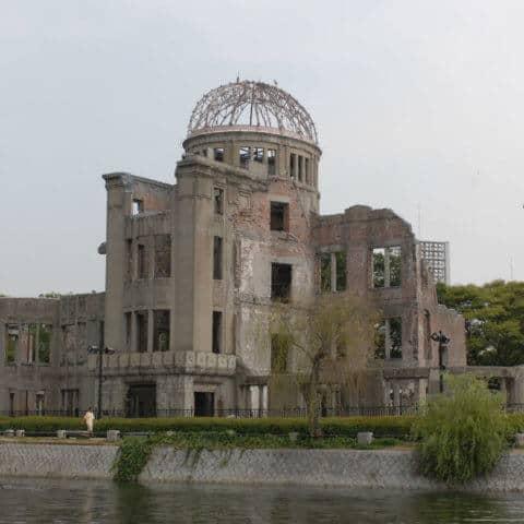 Hiroshima Day vigil - Keighley