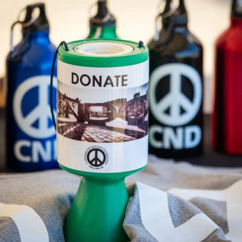 Workshop for CND groups: fundraising