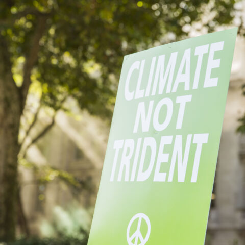 COP26 Day of Action on Climate Change and Militarism - Glasgow