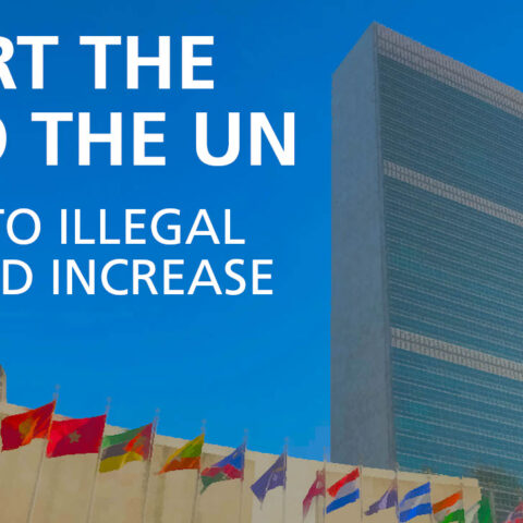 Report the UK to the UN