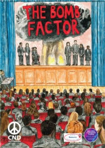 Cover of our Bomb Factor teaching pack