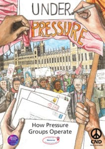 Cover of our Under Pressure teaching pack