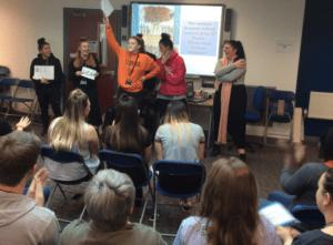 Teacher training at Bolton University
