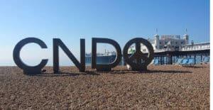 CND tour logo